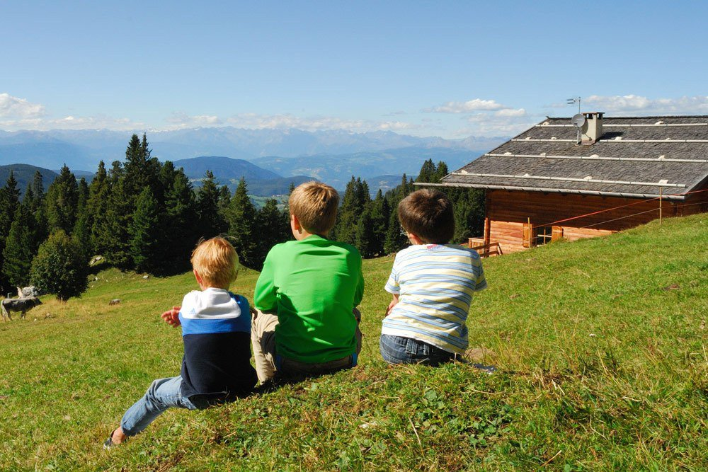 Vacanze in montagna nel paradiso escursionistico Latemar