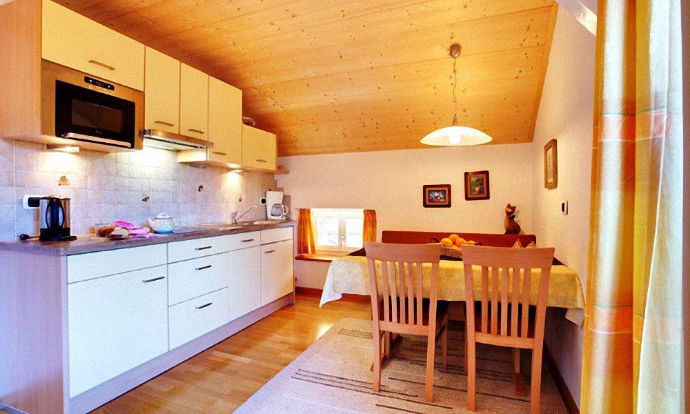 Ferienwohnung Thalerhof –Apartments im Eggental