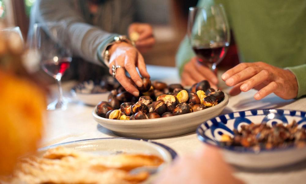 Herbsturlaub in den Bergen – Wandern und Wein