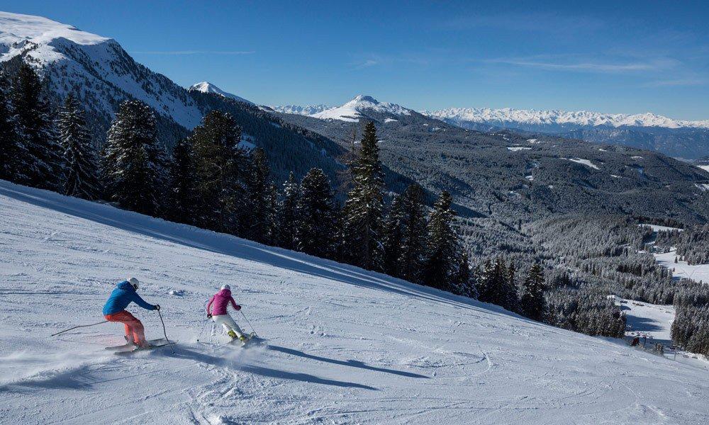 Vacanze invernali Dolomiti – Ski Center Latemar