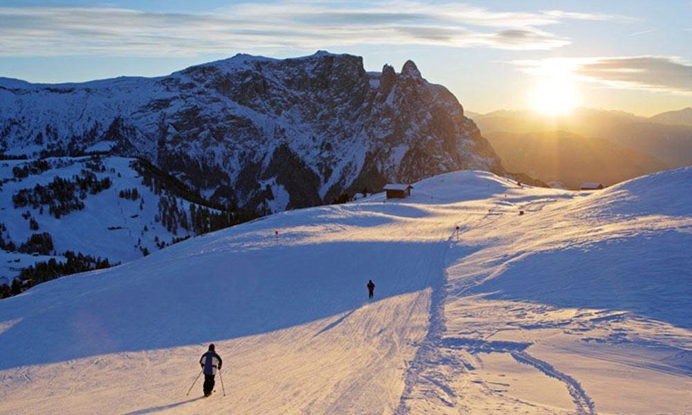 Skiurlaub auf dem Thalerhof