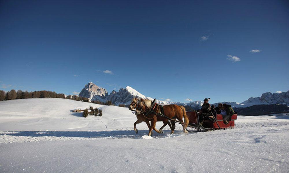 Vacanze invernali area sciistica Obereggen