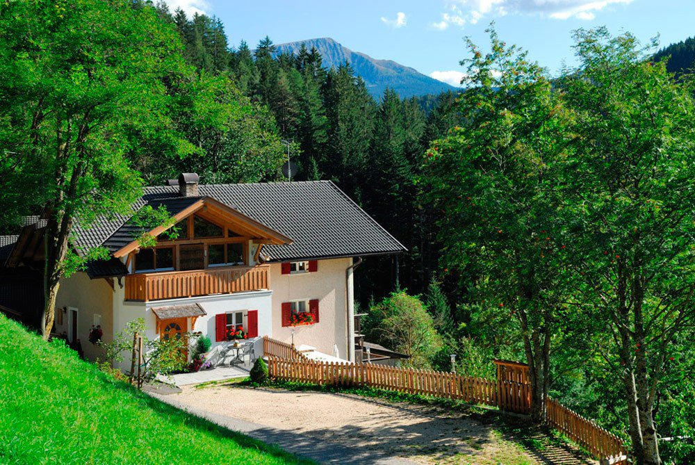 Farm holidays – Cattinaccio/Latemar – Dolomites