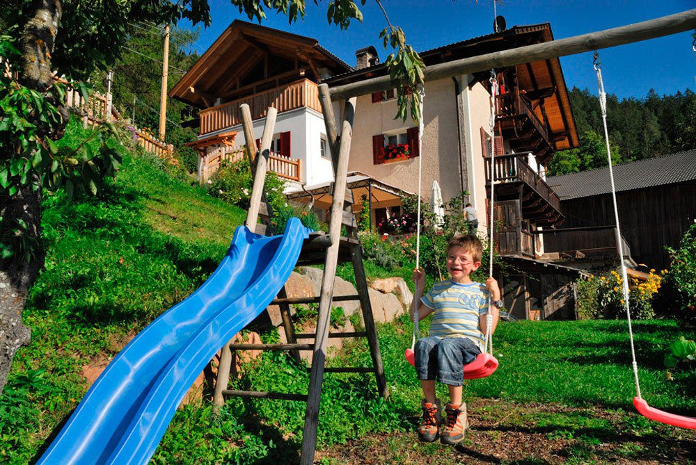 The Farm Thalerhof – Your delightful children's paradise in Val d'Ega