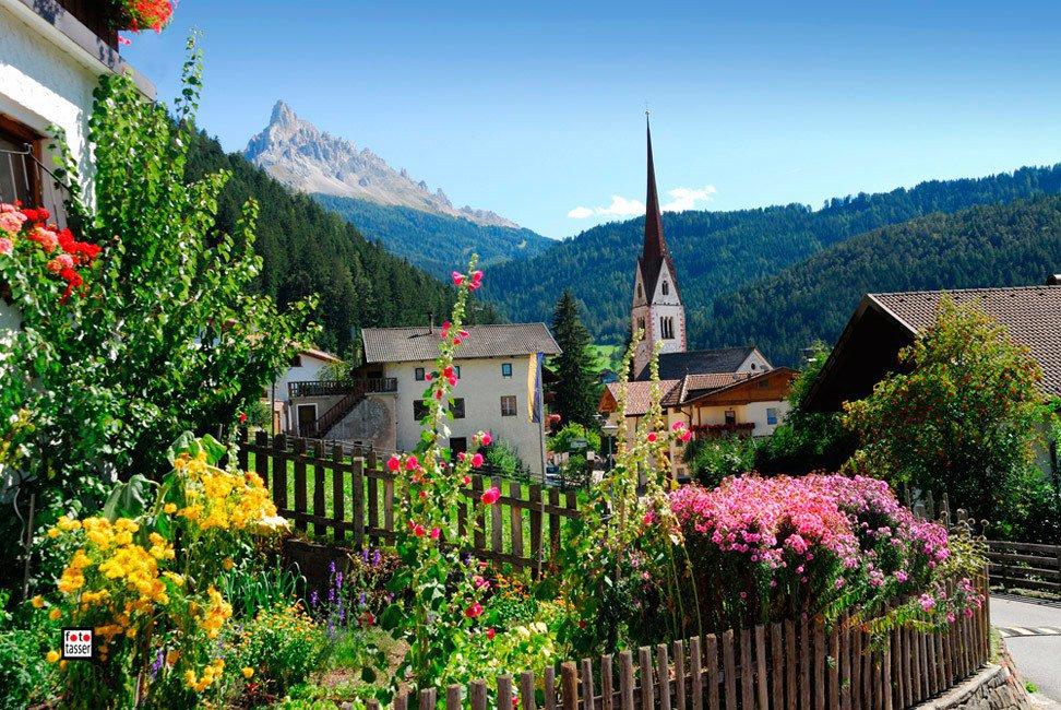 Urlaub in Deutschnofen
